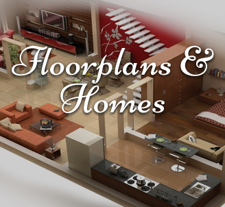 Floorplans and Homes